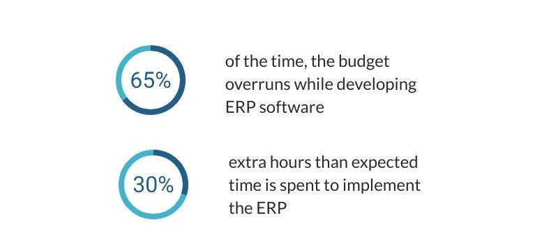 ERP infographics